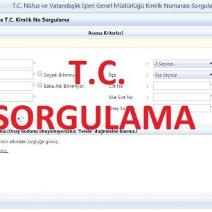 TC sorgulama